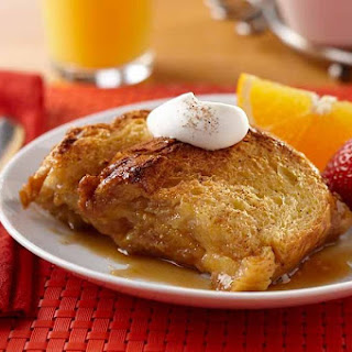 Upside-Down French Toast