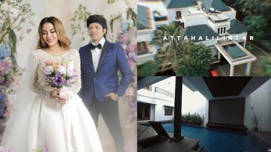 Intip Rumah Mewah Terbaru Atta Halilintar, Calon Suami Aurel Hermansyah Siapkan 15 Kamar Anak - Banjarmasin Post