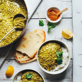 1-Pot Lentil Dal Recipe