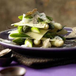 White Asparagus Lasagna Recipes