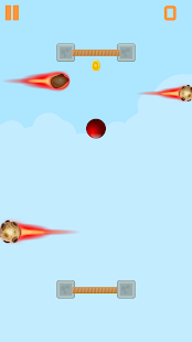 Boring ball jumping - cool interesting game Screenshot