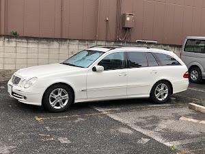 Eクラス ステーションワゴン W211のカスタム事例画像 とよでぃーさんの2020年09月02日17:13の投稿