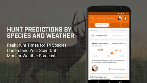 HuntWise: Die Screenshots der Jagd-App 1