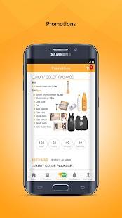 GKhair Shopping - náhled