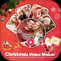 Christmas Video Maker : Christmas Slideshow Maker icon