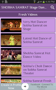 SHOBHA SAMRAT Stage Dance Videos 2