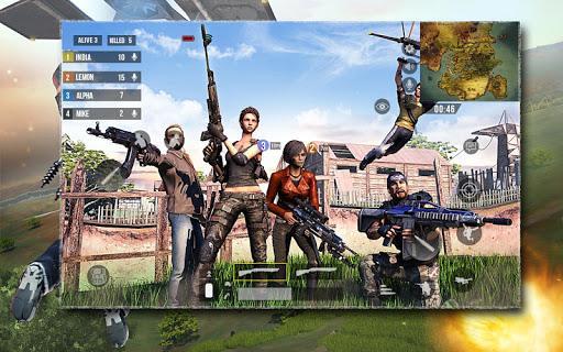 Télécharger Gratuit Code Triche Legends Survival Battleground: PVP Battle Royale MOD APK 1