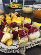 Photo: Leckeres Catering - kostenfrei!