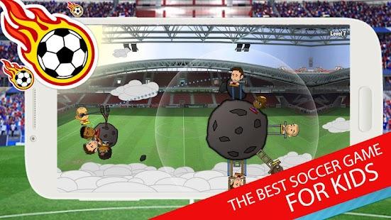 Euro Angry Soccer Stars 2016 screenshot