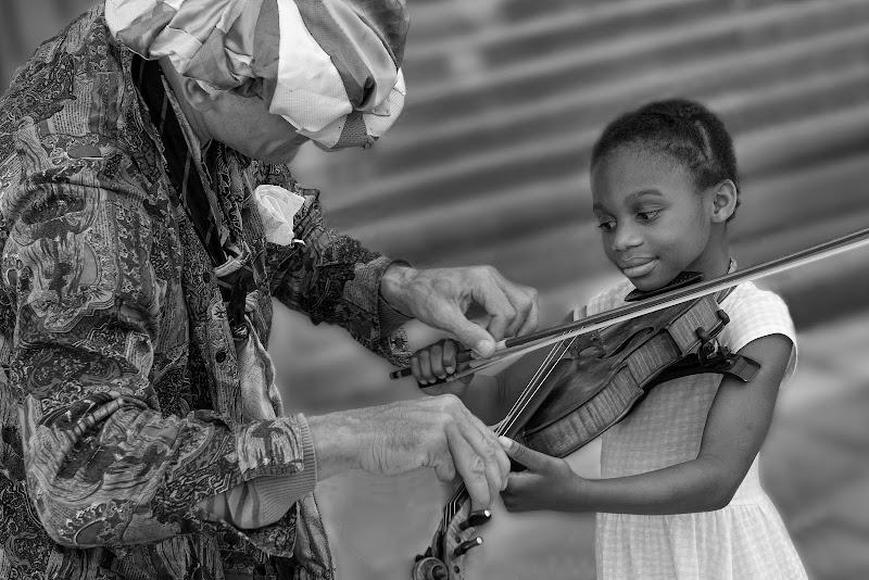 Approcci musicali di Giancarlo Lava