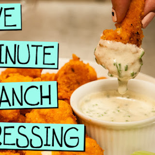 Five Minute Ranch Dressing