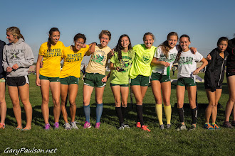 Photo: Awards: Varsity Girls - Division 1 - 2nd Place: Richland 44th Annual Richland Cross Country Invitational  Buy Photo: http://photos.garypaulson.net/p660373408/e4603a1ae