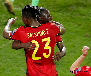 """Batshuayi savoure : """"C'est très difficile en club, je prends une bouffée d'énergie"""""""