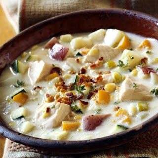 Simple Fish Chowder