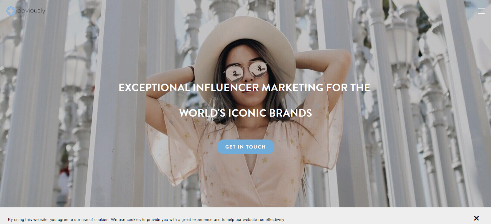 Obviously Top influencer marketing agency 2021