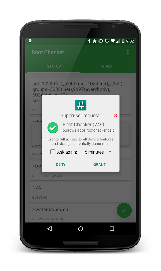 Root Checker Pro- screenshot