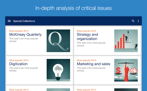 McKinsey Insights for PC