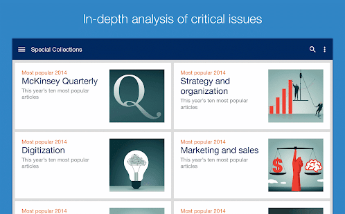 McKinsey Insights- screenshot thumbnail