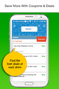 Mr. Rebates: Cash Back Savings- screenshot thumbnail