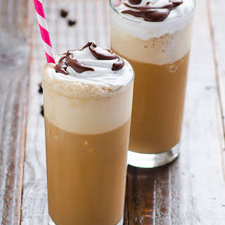 Clean Eating Frappuccino.