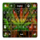 Smoke Rasta Keyboard