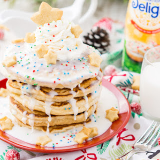 Sugar Cookie Pancakes Recipes