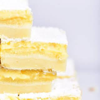 Lemon Bars.