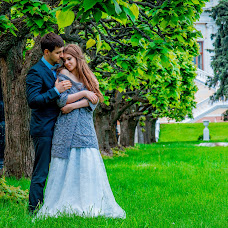 Wedding photographer Nataliya Mutokhlyaeva (fotonm46). Photo of 12.12.2016