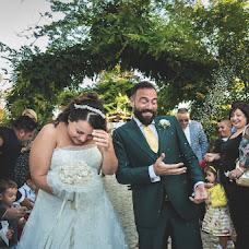 Fotografo di matrimoni Luca Caparrelli (LucaCaparrelli). Foto del 09.10.2018
