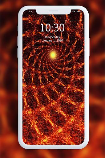 Glowing Wallpaper 1.0 screenshots 2