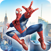 Spidey Homecoming (Game) with Dpool Rope Hero
