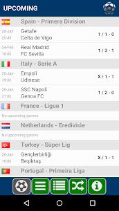 Soccer Forecast 1