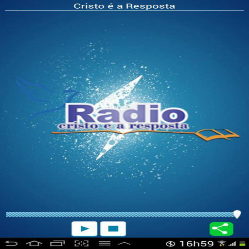 Web Rádio Cristo e a resposta