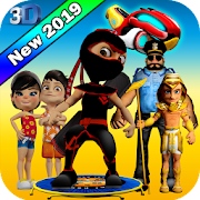 Subway Surf Run 3D New 2019