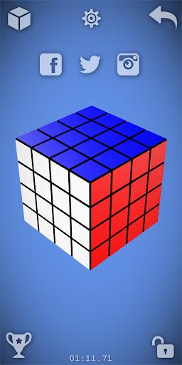 Magic Cube Puzzle 3D 1.16.4 screenshots 8