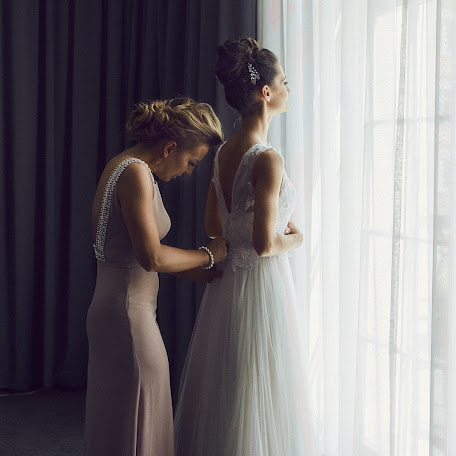 Wedding photographer Krzysztof Bzden (kbfoto_pl). Photo of 06.01.2018