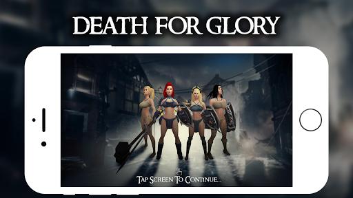 Amazon Warrior Vs  Zombie - Rpg War Game 1.0.3 screenshots 1