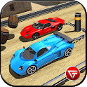 Chained Car Stunts: Endless Racing Game 2019 icon