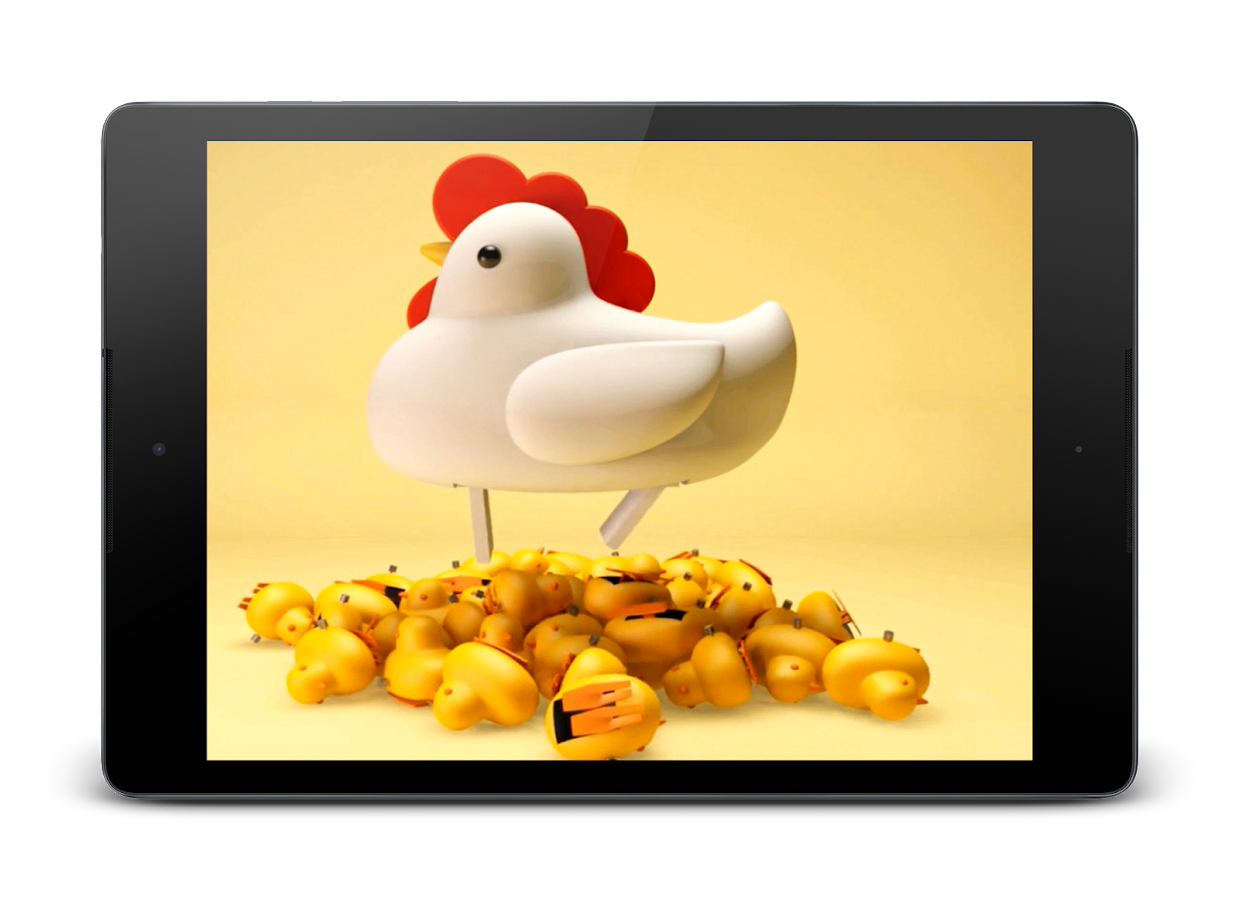 Ayam 3D Wallpaper Pro Apl Android Di Google Play