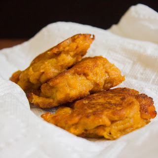 Pan-Fried Sweet Potato Dumplings