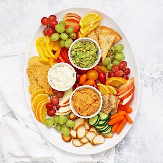 Sun-Dried Tomato Avocado Dip! (Perfect for a big healthy snack board!).