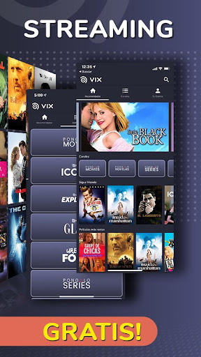 VIX - Cine y TV Gratis 3.1.153 screenshots 2