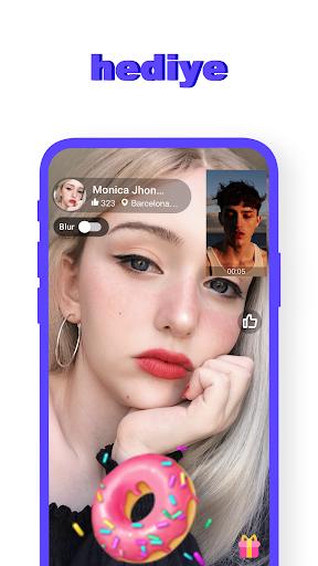 LivU: Meet new people & Video chat with strangers 01.01.57 Screenshots 5