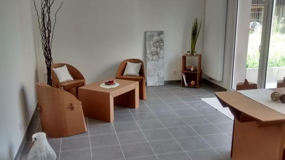 Location  appartement 3 pièces 60 m² à Vétraz-Monthoux (74100), 985 €