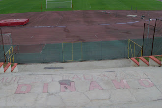 Photo: 09/05/12 - Ground photos taken at Dinamo Bucharest FC (Liga 1) - contributed by Gary Spooner