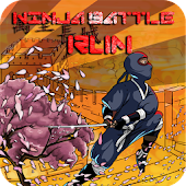 Ninja Battle Run