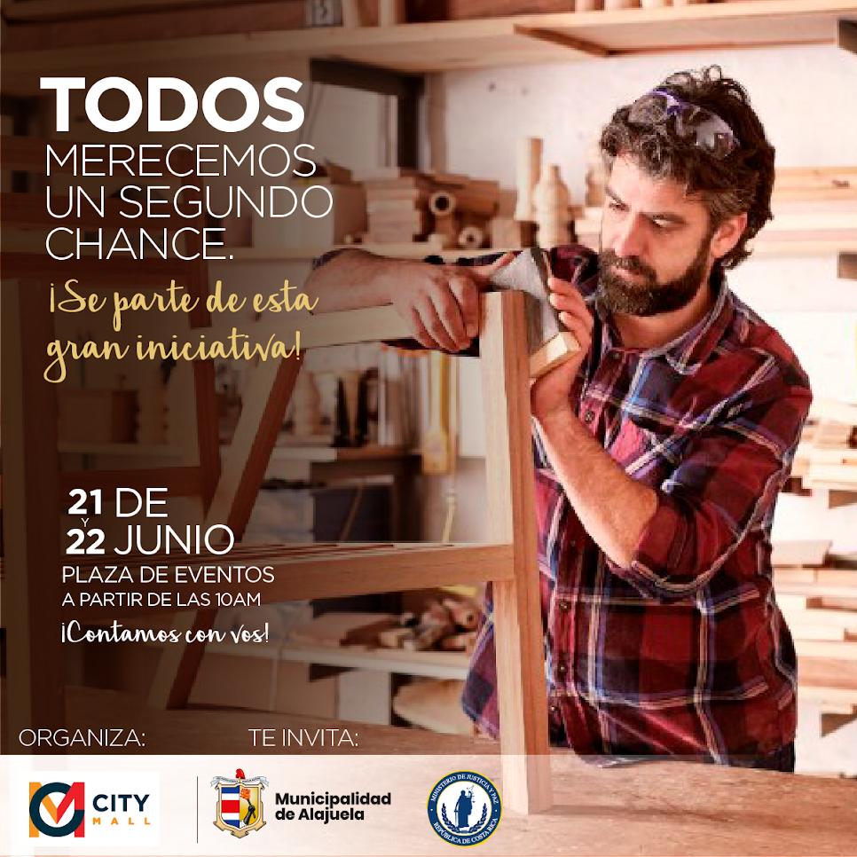 ARTISTAS PENITENCIARIOS LO ESPERAN EN FERIA DEL CITY MALL