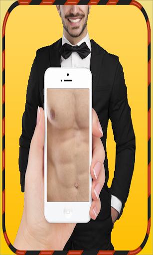 كاشف الناس بدون ملابس prank screenshot 2