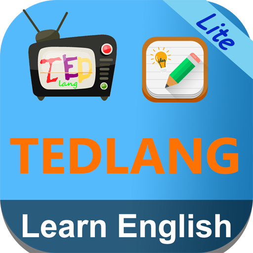 Learn English with popular Videos, Talks for TED APK Cracked Download