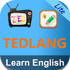 Learn English with popular Videos, Talks for TED icon